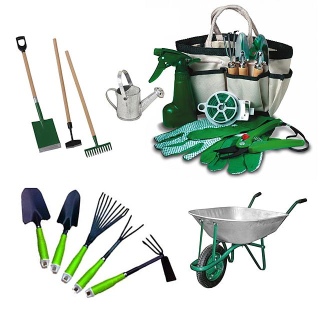 Инструменты садовые