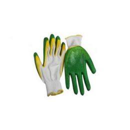 Перчатки вязаные х/б