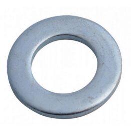 Шайба плоская цинк DIN 125 А кг