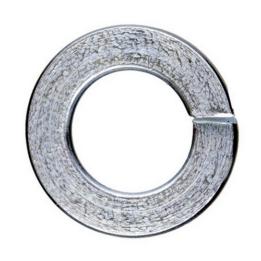 Шайба пружинная гроверная фосфат DIN 127B кг